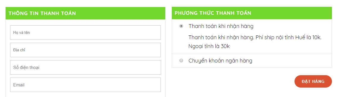 nhap thong tin khach hang