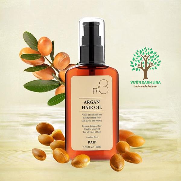 tinh dầu mọc tóc argan oil